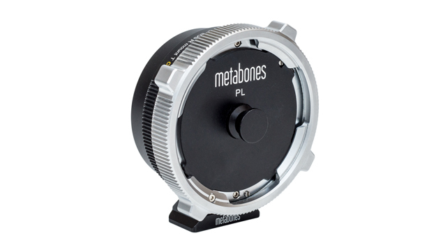 Metabones ARRI PL Lens to Canon RF Mount T CINE Adapter (EOS R)