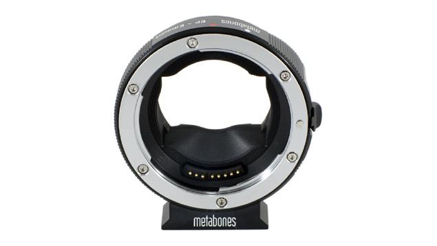 Metabones Lens Adapter - EF to E-Mount (NEX) MK4