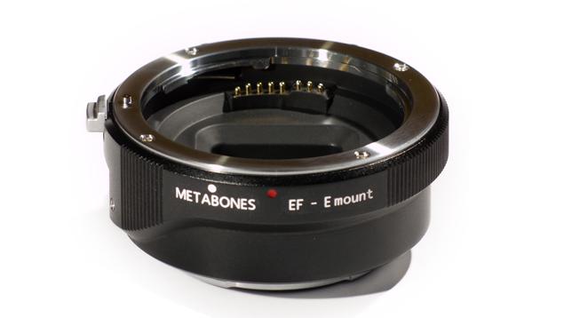 Metabones Lens Adapter - EF to E-Mount (NEX)