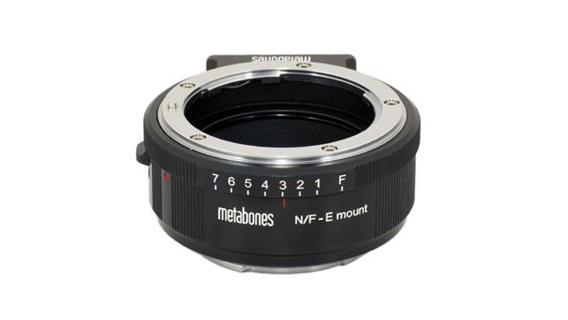 Metabones Lens Adapter - Nikon G to E-Mount (NEX)