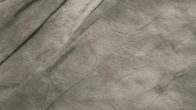 Mottled Warm Grey Foldable Cotton Backdrop (10'x20')