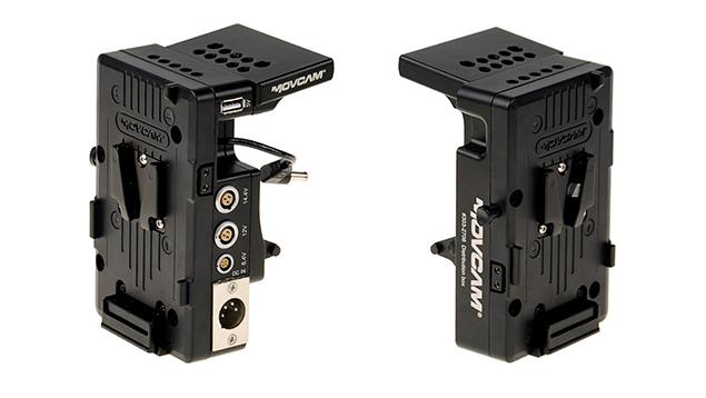 Movcam FS7/FS7 II Distributor Box - V-Lock