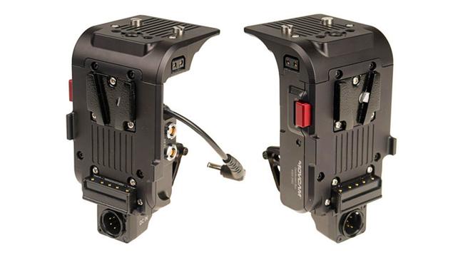 Movcam FX9 Distributor Box - V Mount