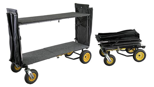 MultiCart R12 (All-Terrain) Camera Cart