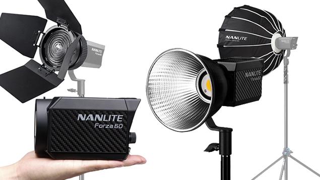 NanLite Forza 60 LED Monolight (Daylight)