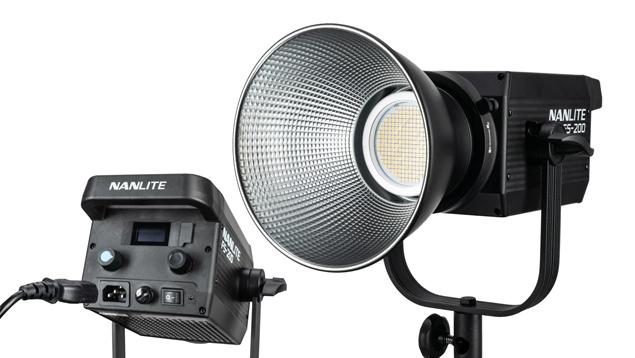 Nanlite FS-200 AC Powered Monolight