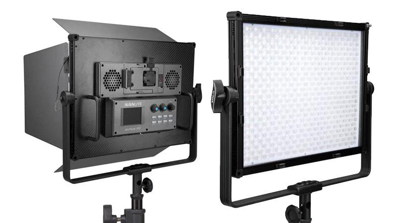 NanLite MixPanel 150 RGB + Bi-Colour + Hard + Soft LED Panel