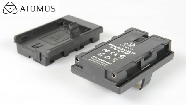 Atomos Nikon EN-EL15 Battery Adaptor
