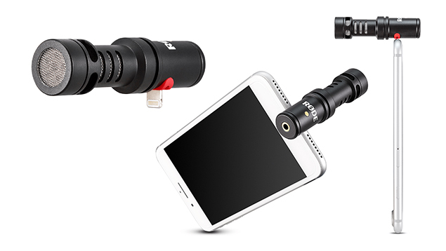 RODE VideoMic Me-L Directional Microphone for Smart Phone