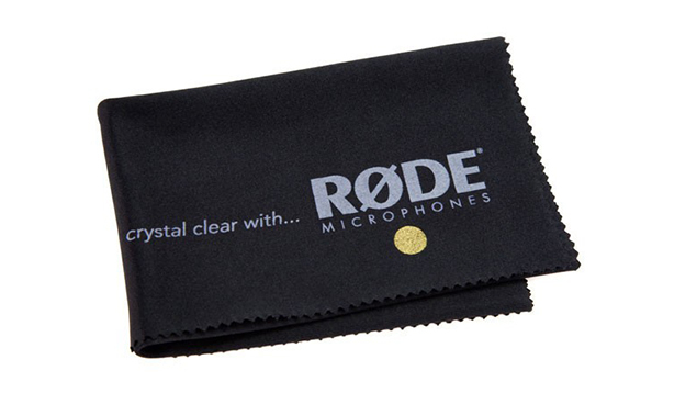 RODE Lens Cloth - FREE