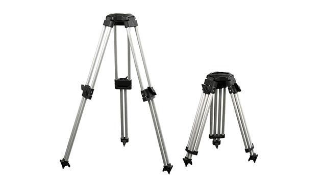 Sachtler Aluminium Low Legs (100mm Bowl)