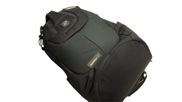 Sachtler Bag Shell Back-Pack for Cameras & Accessories (SC300)