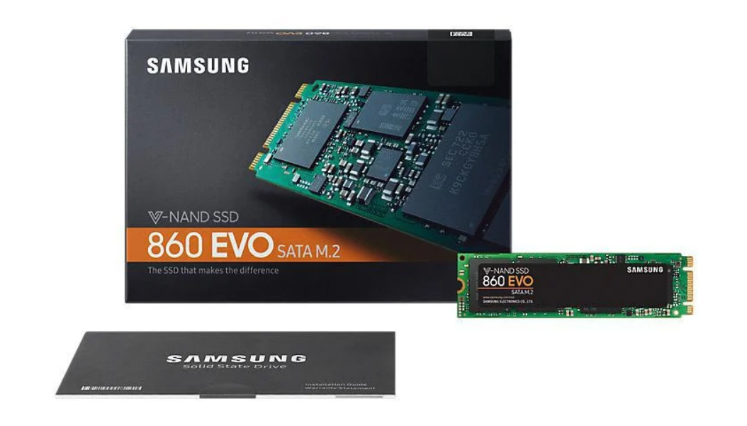 Samsung 860 EVO 500GB M.2 SATA SSD