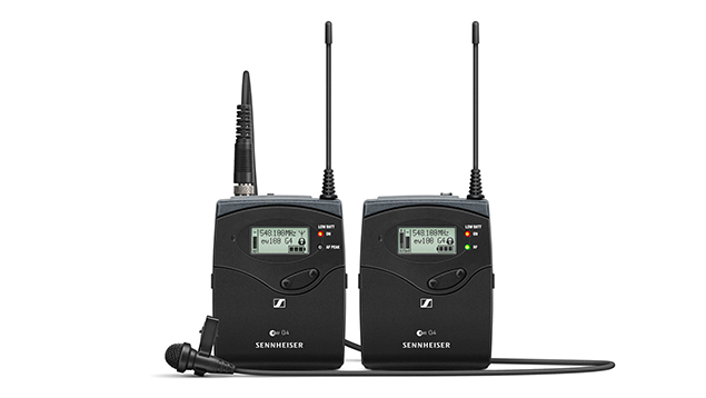 Sennheiser EW 112P G4-B Wireless Microphone (626 - 668 MHz)