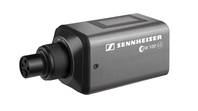 Sennheiser SKP 100 G3 Plug-on Transmitter