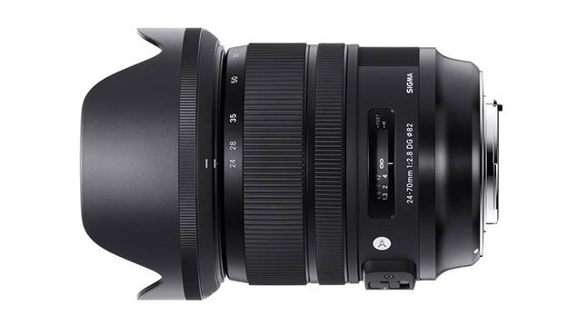 Sigma 24-70mm ART f2.8 DG OS HSM Lens (EF Mount - Full Frame)