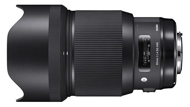 Sigma 85mm ART f1.4 DG HSM Lens (EF Mount - Full Frame)