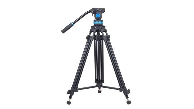 Sirui SH15 Video Tripod Kit (75mm Bowl)