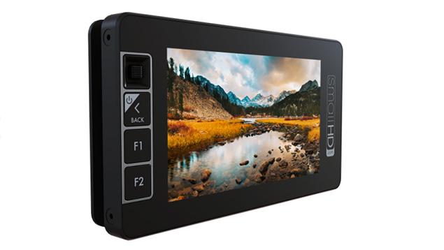 SmallHD 503 UltraBright HDMI/SDI 1080p 5-inch Monitor - 2200nits