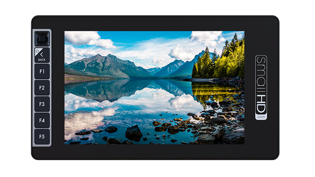 SmallHD 703 UltraBright HDMI/SDI 1080p 7-inch LCD Monitor - 2200nits