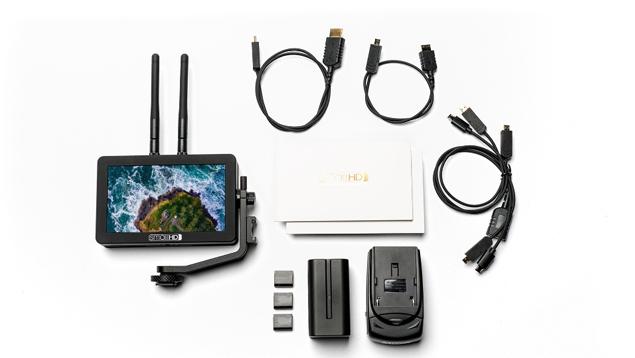 SmallHD FOCUS Bolt TX 5-inch Daylight Touchscreen + Built-in 500ft HD Wireless Teradek Transmitter