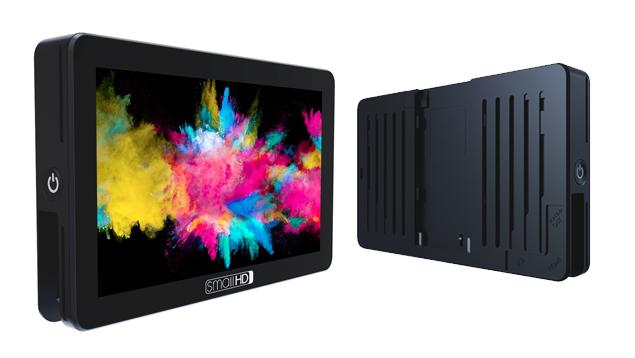 SmallHD FOCUS 5 HDMI 5-inch OLED Monitor - 350nits