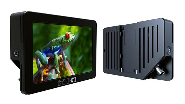 SmallHD FOCUS 5 SDI 5-inch Monitor - 800nits