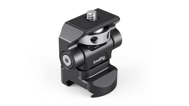 SmallRig 2906 Swivel & Tilt Adjustable Monitor Mount with NATO Clamp Mount