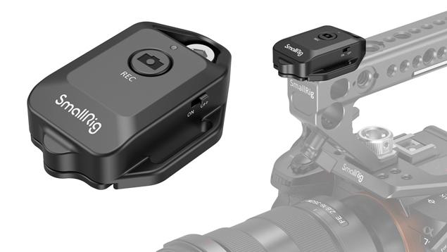 SmallRig 2924 Wireless Remote Control for Select Sony Cameras
