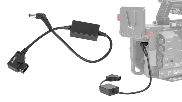 SmallRig 2932 Sony FX9 & FX6 19.5V Output D-Tap Power Cable