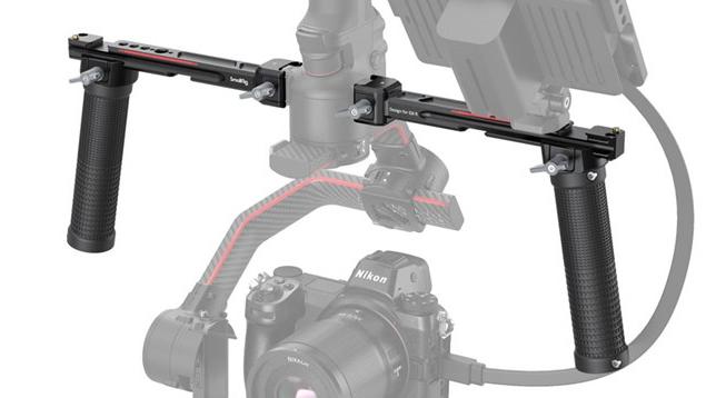 SmallRig 3027 Dual Handgrip for DJI RS 2 / RSC 2