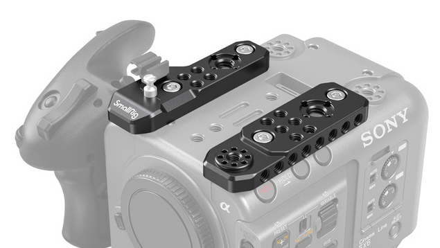 SmallRig 3186 Top Plate for Sony FX6