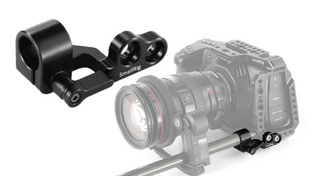 SmallRig DCS2279 15mm Single Rod Clamp for BMPCC 4K & 6K Cage
