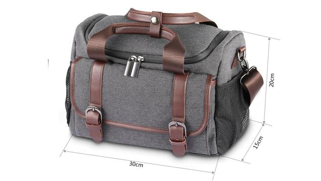 SmallRig 2208 DSLR Shoulder Bag 2