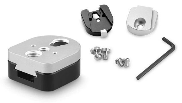 SmallRig 1855 S-Lock Quick Release Mounting Device