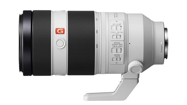 Sony FE 100-400mm F4.5-5.6 GM OSS Zoom Lens (E-Mount Full Frame)