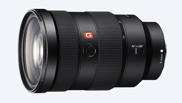 Sony FE 24-70mm F2.8 G Master Zoom Lens (Full-Frame E-Mount)
