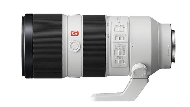 Sony FE 70-200mm F2.8 G Master OSS Zoom Lens (E-Mount Full Frame)