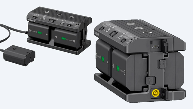 Sony Multi Battery Adaptor Kit for NP-FZ100 or NP-FW50