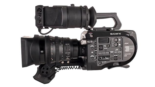 Sony PXW-FS7 4K Super35 Digital Cinema Camera (Body & Lens)