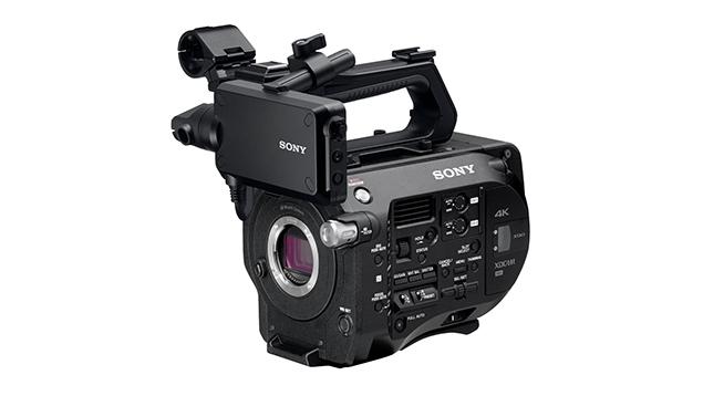 Sony PXW-FS7 4K Super35 Digital Cinema Camera (Body)