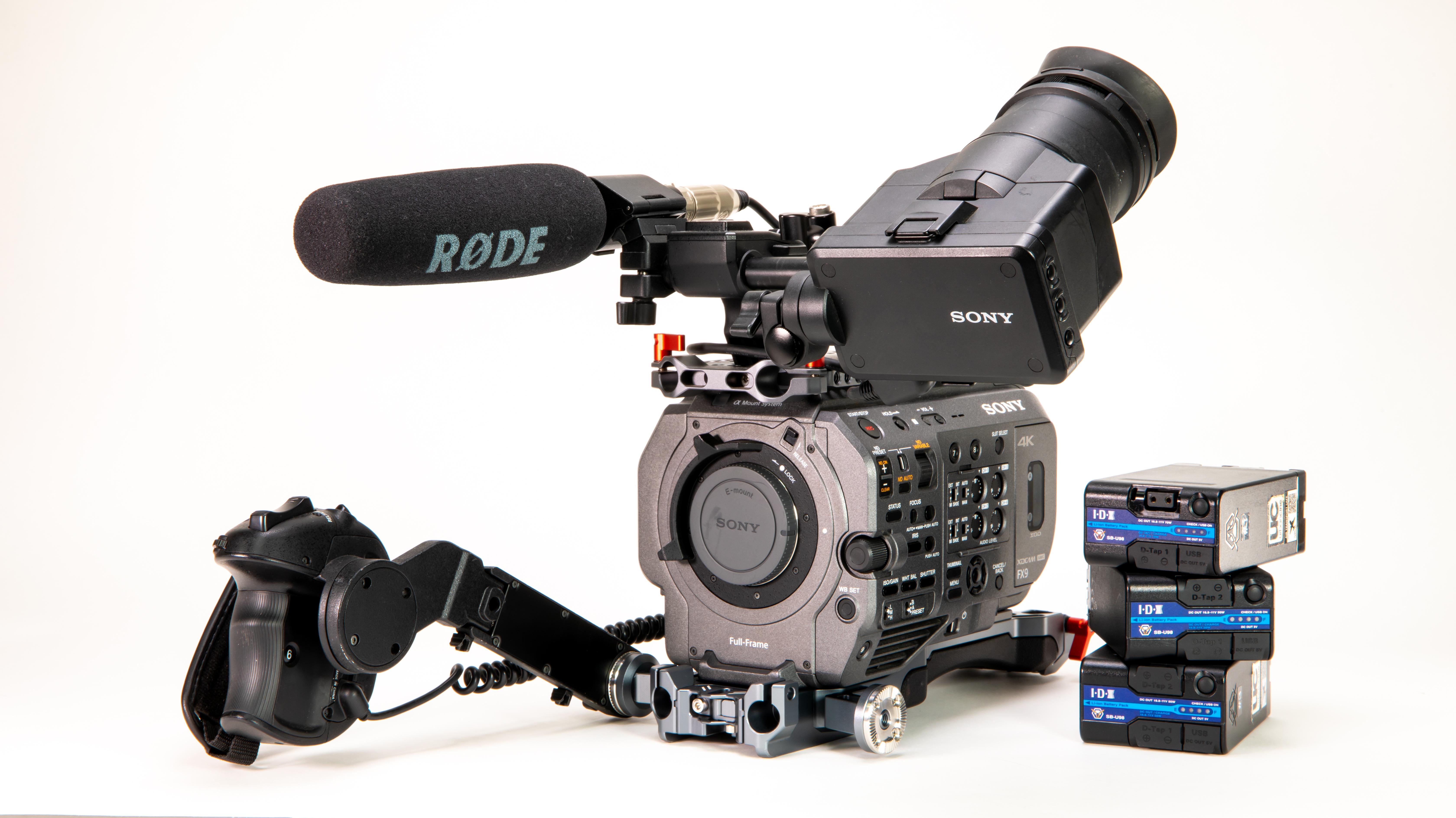 Sony PXW-FX9 Full-Frame 6K Cine Camera (Body)