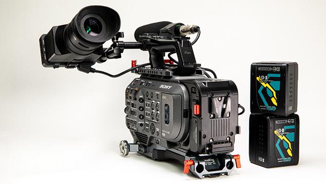 Sony PXW-FX9 Full-Frame 6K Cine Camera (Body) V-LOCK BUNDLE