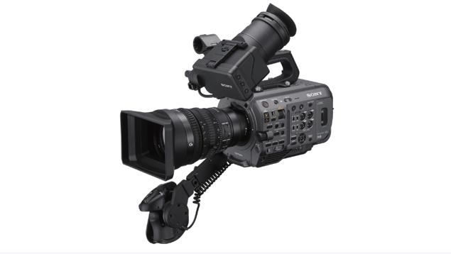 Sony PXW-FX9 Full-Frame 6K Cine Camera (Body & Lens)