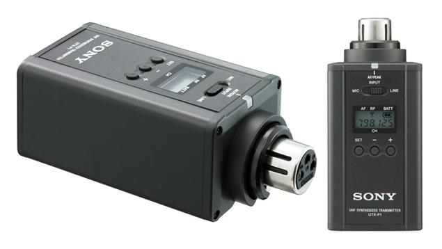 Sony UTXP1 Plug-on Transmitter