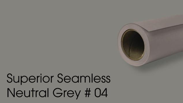 Superior Seamless Background Paper - Neutral Grey #04 (2.72M)