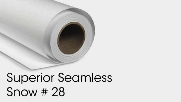 Superior Seamless Background Paper - Snow #28 (2.72M)