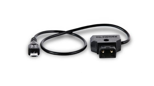 Tilta Nucleus-Nano P-TAP to Micro USB Motor Power Cable