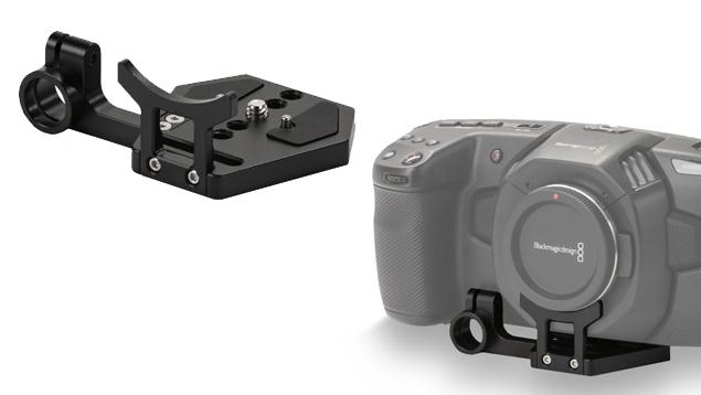 Tilta Nucleus Nano 15mm Single Rod Mounting Baseplate for BMPCC 4K/6K Camera