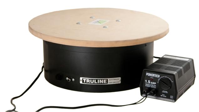 TRULINE 6464 Displaymax (380mm) Turntable